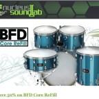 BFD Core Refill Half Price!