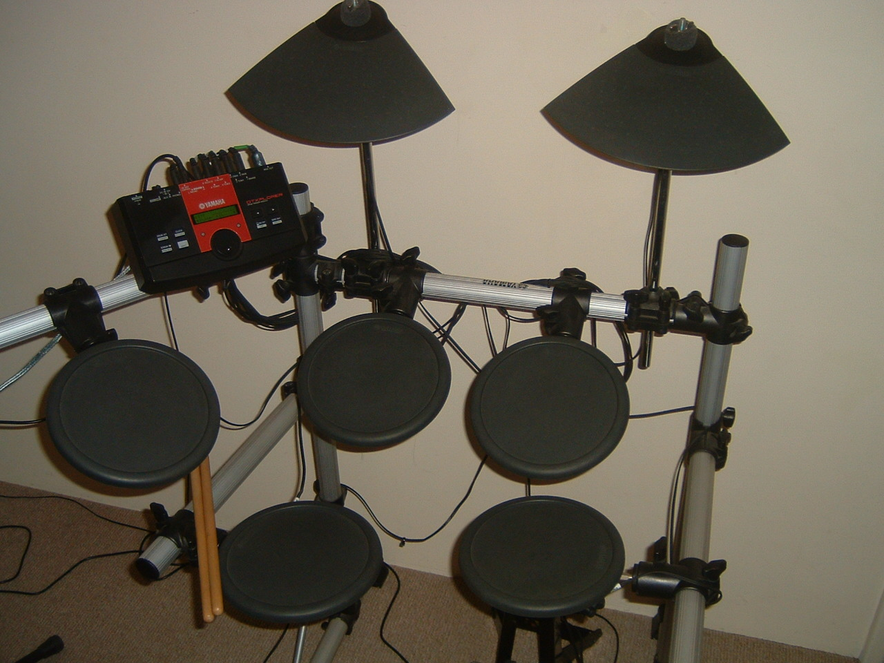 yamaha dtxplorer how to set it up with reason howtoprogramdrums com rh howtoprogramdrums com Used Electronic Drum Kits Reconditioned Drum