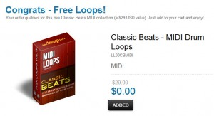 best free midi loops drum loops on the internet