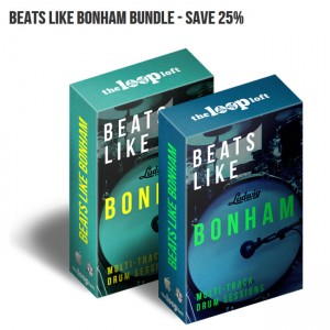 Beats like Bonham Bundle - 25% off from The Loop Loft