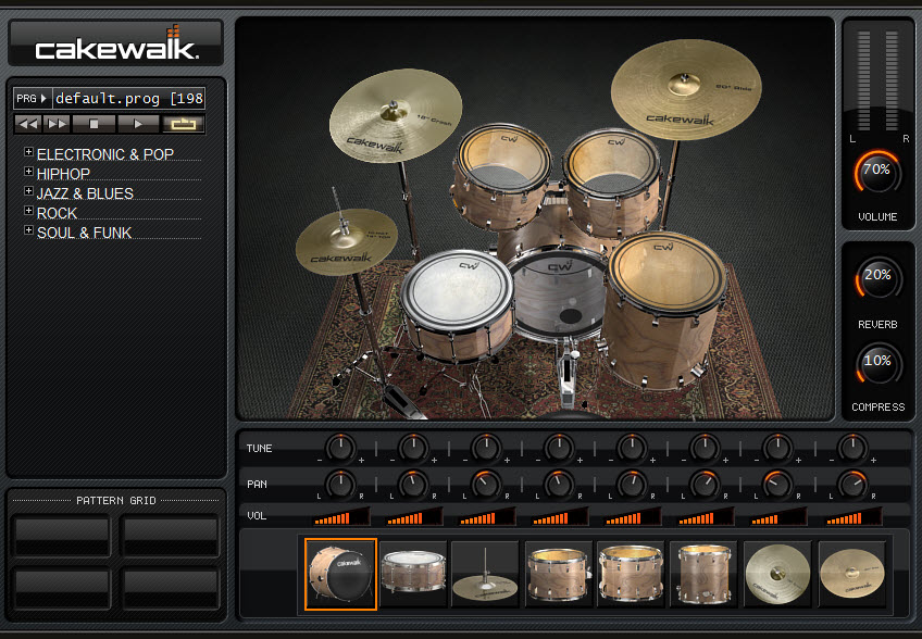 my drums vst download