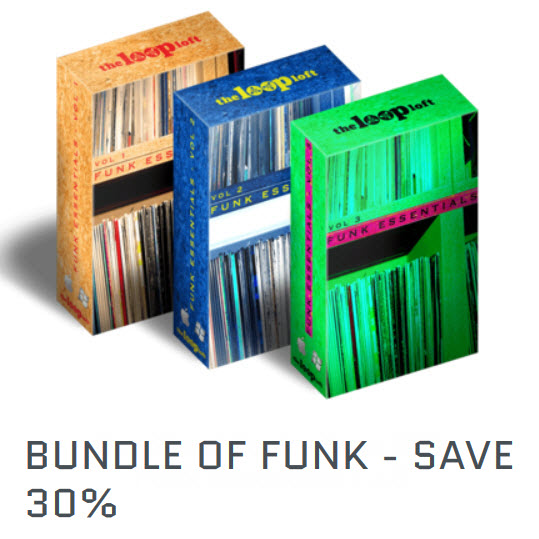 Save on Funk Essentials from The Loop Loft