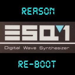 ESQ-1 Reboot (Reason Refill)