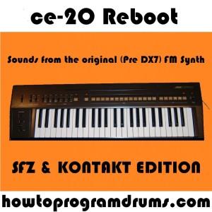 CE-20 Reboot (sfz kontakt)