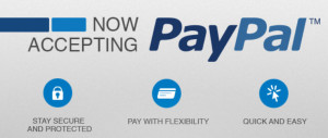 Pay with Paypal-  at Selz.com
