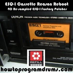 ESQ-1 Cassette Refill
