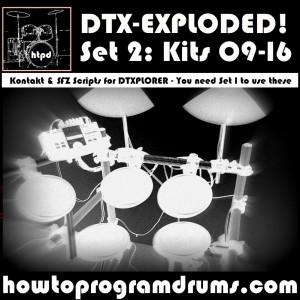 DTXPLORER Set 2 (09-16)